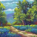 Summer Blues by David G Paul