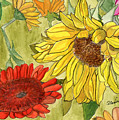 Summer Bouquet by Alexis Grone