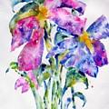 Summer Bouquet by Anne Duke