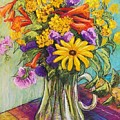 Summer Bouquet by Candy Mayer