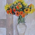 Summer Bouquet by Suzanne J Blinder
