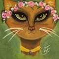 Summer Cat by Crystal Elswick
