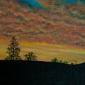 Summer Cloud Burst by Elizabeth Mundaden