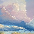 Summer Clouds by John Wise
