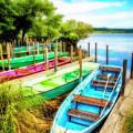 Summer Colors by Debra and Dave Vanderlaan