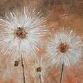Summer Dandelions by Suze Moll