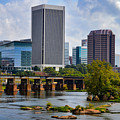 Summer Day In Rva by Aaron Dishner