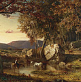 Summer Days by George Inness