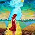 Summer Days On The Prairies by Naomi Gerrard