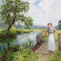 Summer by Ernest Walbourn