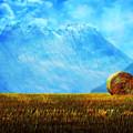 Summer Field by Enki Art
