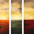 Summer Fields By Madart by Megan Duncanson
