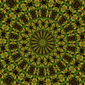 10696 Summer Fire Mask 54 Kaleidoscope 1 by Colin Hunt