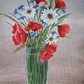 Summer Flower by Emoke Palffy