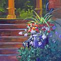 Summer Flowers by Judy Fischer Walton