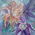 Summer Flowers No. 2 by Ryn Shell