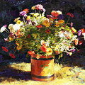 Summer Flowers by Sandra Selle Rodriguez