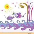 Summer Fun by Pamela  Jessiman