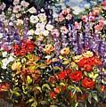 Summer Garden II by Ingrid Dohm