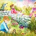 Summer Garden by Laura Rispoli