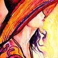 Summer Hat by Carole Spandau