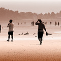 Summer Haze by Barbara  White