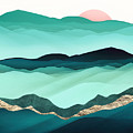 Summer Hills by Spacefrog Designs