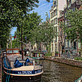 Summer In Amsterdam-1 by Casper Cammeraat