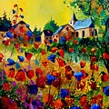 Summer In Sosoye by Pol Ledent