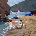 Summer In Spain by Andrew Macara