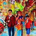Summer In The City by Carole Spandau