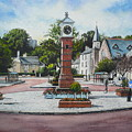 Summer In The Square by Andrew Read