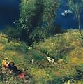 Summer Meadow by Mountain Dreams