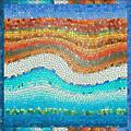 Summer Mosaic by Melissa A Benson