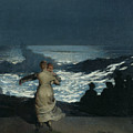 Summer Night by Winslow Homer