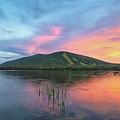 Summer On Pleasant Mountain by Darylann Leonard Photography