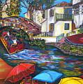 Summer On The River by Patti Schermerhorn