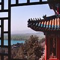 Summer Palace Or Yi He Yuan by Sandra Bronstein