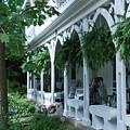Summer Porch by Eileen Marie Ardillo