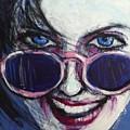 Summer - Portrait Of A Woman by Carmen Tyrrell