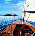 Summer Sailing by Hanne Lore Koehler