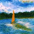 Summer Sailing by John Scates