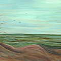 Summer Sand Dunes by Nadine Rippelmeyer