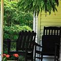 Summer Sitting by Joyce Kimble Smith