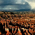 Summer Storm At Bryce Canyon National Park by Jetson Nguyen
