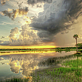 Summer Storm by Dennis Goodman