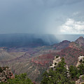 Summer Storm North Rim Grand Canyon National Park Arizona by Dave Welling