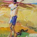 Summer Sun Dance   by Diane Ursin
