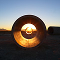Summer Sunburst Up by David Andersen