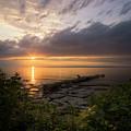 Summer Sunset by Dustin Schwartzmeyer